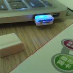中国で買った300円のUSB無線アダプターは使えるのか MacBookのWi-Fiが使用不能になったのでタオバオで「COMFAST CF-WU810N」を購入