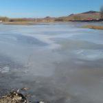 中国内モンゴルの冬が寒すぎて川が凍ってるンです 白鵬や朝青龍のルーツを見た