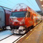 北京からの中国内モンゴルのんびり旅行でのる寝台列車 「C-trip」で予約して旅費を節約しながらゆったり席に座る